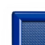 Opti Frame - Free Standing - Blue