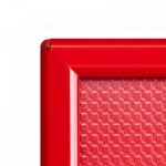 Opti Frame - Free Standing - Red
