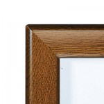 32mm Snap Frames - Oak